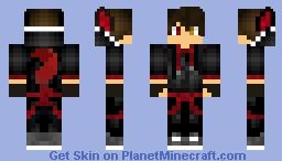 Cool boys Minecraft Skin