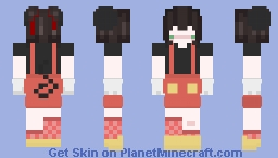 / / Mikey mouse/ / Minecraft Skin