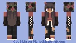 work Minecraft Skin