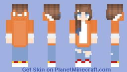 *Tails Hoodie* (Paladin Soul) Minecraft Skin