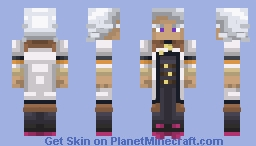 Terunosuke Miyamoto | Diamond is Unbreakable Minecraft Skin
