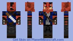 Trogmath Cravenhorn Minecraft Skin