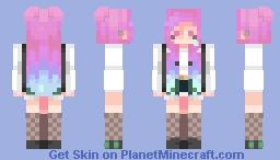 True Colors | SpaceOddity Minecraft Skin