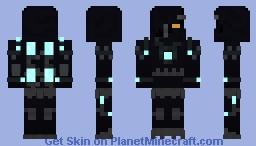 Wanderer of the Shadow Minecraft Skin
