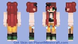photography Minecraft Skin