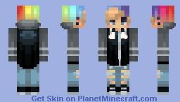 iTs jUSt a MOoD mOm Minecraft Skin