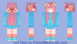 Hollow ~ RESHADe coNteST- yUp Minecraft Skin