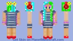 ﴾ξꭚꞕꝍ₮₮ἷ﴿ Springtime Minecraft Skin