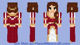 [LOTC] Madame Helawise Minecraft Skin