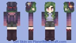 ωιℓℓσωтяєє ωιт¢н ~ Fenneko Minecraft Skin