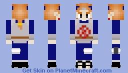 [Naruto OC] Chokatsu Akimichi [For Yolhen] Minecraft Skin