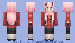 Darling 002 Minecraft Skin