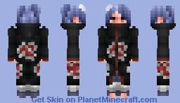 Konan - Akatsuki Minecraft Skin