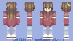 ღ~ ЅℂℋᎾᎾℒ ⅅᎯᎽЅ (ST with Inspirinq) - ιмαqιиє Minecraft Skin