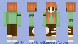 ~Minecraft Alex Remake~ Minecraft Skin