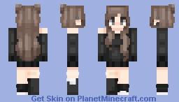 -+- In Memorium~ -+- Minecraft Skin