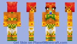 ZELDA: BOTW - Pokki (recolors inside!) Minecraft Skin
