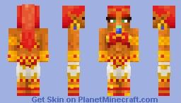 ZELDA: BOTW - Rhondson (Gerudo) Minecraft Skin