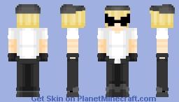 Bro Strider   Homestuck Minecraft Skin
