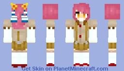 Human Cupcake | Pole-Bear Design | Remake Minecraft Skin