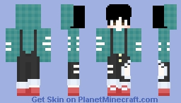 Luis Anthonio Castillo Ortega Minecraft Skin