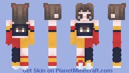 Casual 🍕   {OctoChild} Minecraft Skin