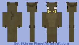 [Pick a Meme Contest] друг, not Apyr (or maybe just a normal Deathclaw) Minecraft Skin