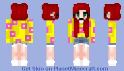 ~Hold Me Down~ Minecraft Skin