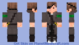 Someguy The Dictator Minecraft Skin