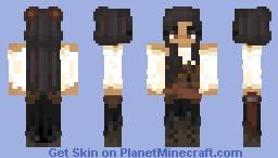 Vampire Aeolanyira Minecraft Skin