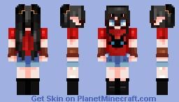~✿~𝕾𝖙𝕷𝖊𝖊 ~✿~ Staxel FarmFan    MC version ! Minecraft Skin