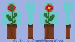 ﴾ξꭚꞕꝍ₮₮ἷ﴿ Bravo, You Won A Flowerpot ! ! ! Minecraft