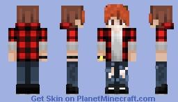June Skins | Part 3/3 - New Skin Style Minecraft Skin