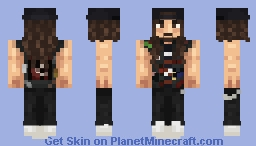 Chris Thrasher Minecraft Skin