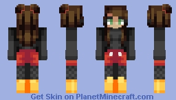 Mickey Mouse Clubhouse // REQUEST Minecraft Skin