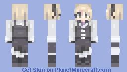 silvertongue Minecraft Skin