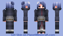Konan Minecraft Skin