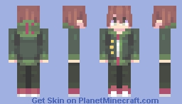 would i lie to you Minecraft Skin