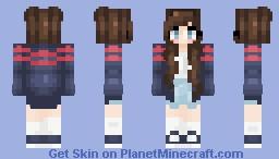 ⋙ Casual ⋘ (I'm back... kind of) Minecraft Skin