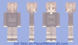 nordic || female version in the description Minecraft