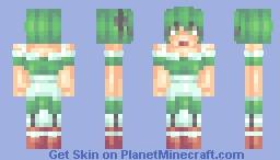 ♥мαηgℓє∂♥ eat me Minecraft Skin