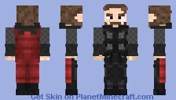 Thor infinity war Minecraft Skin