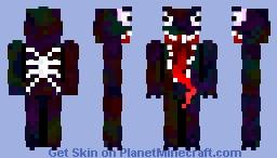 Venom  (spiderman) Minecraft