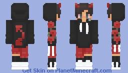 develboi Minecraft Skin