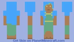 Forest Mardeth (Cloaked) Minecraft Skin
