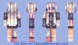 ♥L3Δ♥ / Solitaire (SFC2 CE) Minecraft Skin