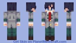 Class 1-A's Dad Minecraft Skin