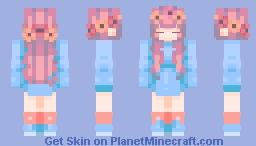 Trader 's Reshade Contest Entry♥ Minecraft Skin