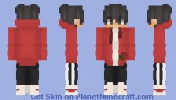 Red Dude! Minecraft