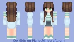 ❧ ʀɪɢʜᴛ ᴜᴘ ᴍʏ ᴀʟʟɪ - ιмαqιиє Minecraft Skin